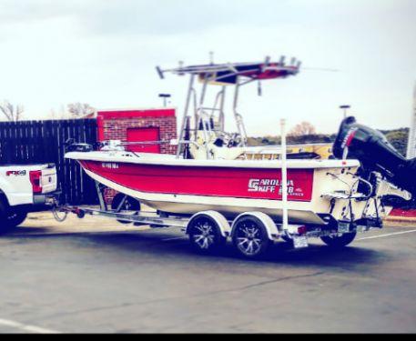 Used Carolina Skiff Boats For Sale in North Carolina by owner | 2009 23 foot Carolina Skiff Carolina Skiff